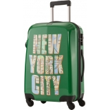 travelite-flux-new-york-trolley-m-groen